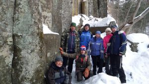 Поход На Шкотовские водопады 21.01.2016